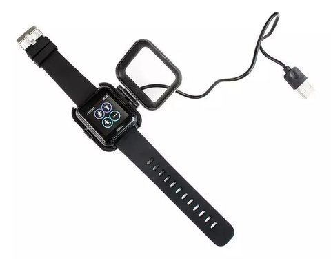 Smartwatch Reloj Inteligente Android iPhone Noga Sw01 - Depot Centro