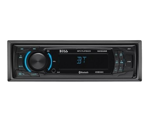 Stereo Boss 625ua Usb Sd Mp3 Am Fm Auxiliar 200w Oferta