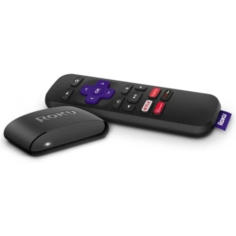 Roku Express Hd 1080p Netflix Tv Box Orgiginal Garantia