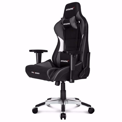 Silla Sillon Gamer PC PS4 Akracing Pro X Ergonomica Grande - comprar online