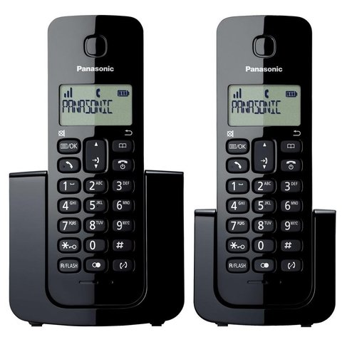 Telefono Inalambrico Panasonic Duo KX-TGB112 Base Doble en internet