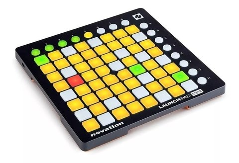 Controlador Midi Usb Launchpad Mini Mk2 Novation - comprar online