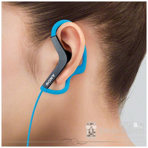 Auricular Sony Mdr-as200 Deportivo Resistentes Al Agua - Depot Centro