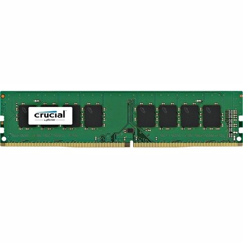 Memoria Pc 8gb Ddr4 2400 Mhz Crucial Value Dimm Blister