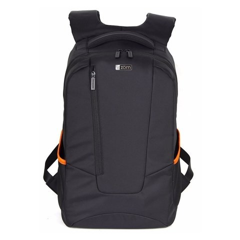 Mochila Para Notebook Hasta 15,6 Zom Impermeable Zb 500n
