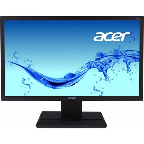 MONITOR ACER 19,5 V206HQL BB LED 5MS 1VGA
