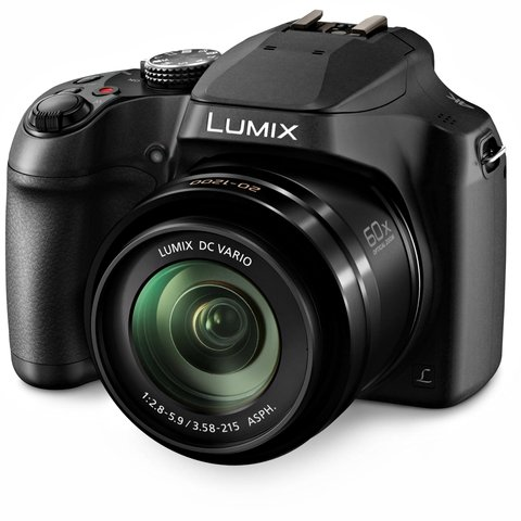 Panasonic Fz80 Camara Digital 18mp 60x 4k Wifi Bolso Regalo - comprar online
