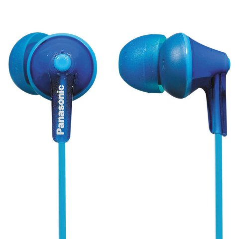 Auriculares In Ear Panasonic RP-HJE125 Colores en internet