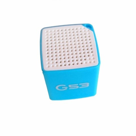 PARLANTE INALAMBRICO CUBO G53 BLUETOOTH SPEAKER (AG-S4), en internet