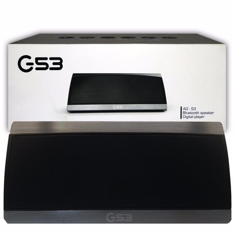 PARLANTE INALAMBRICO G53 BLUETOOTH SPEAKER (AG-S3)