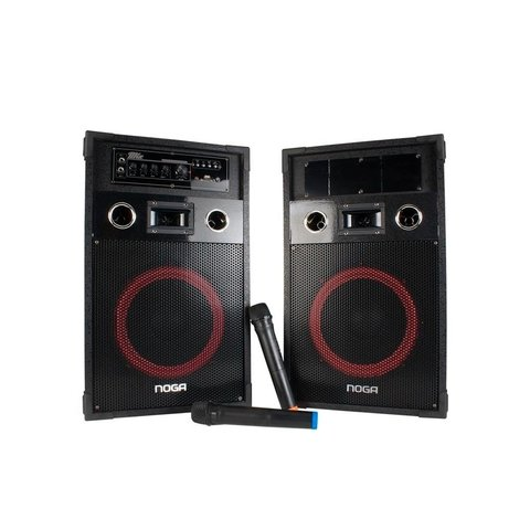 BAFLE AMPLIFICADOR SET X2 NOGANET MIX