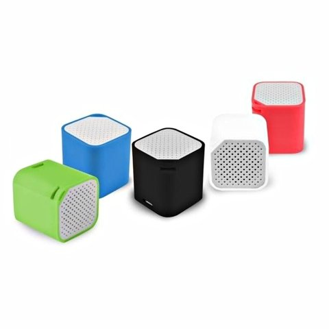 PARLANTE INALAMBRICO CUBO G53 BLUETOOTH SPEAKER (AG-S4),