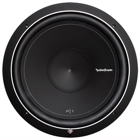 SUBWOOFER ROCKFORD FOSGATE PUNCH 12