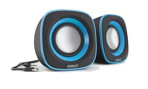 PARLANTES CIRKUIT PLANET CKP-SP1019 USB BLUE