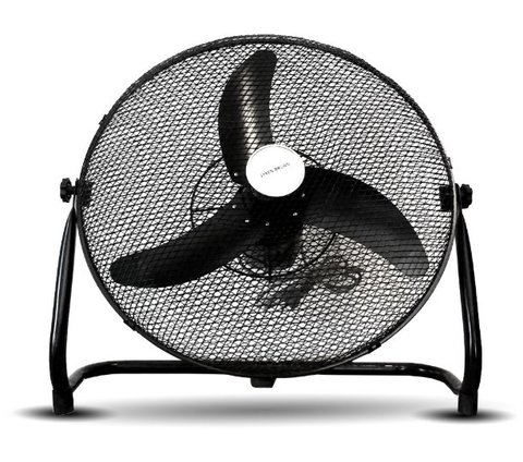 Ventilador Industrial Turbo Ken Brown Kb-tur20 Negro 3 Vel en internet