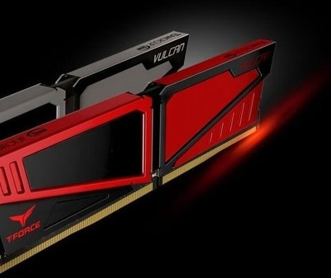 Memoria Team Group Ddr4 4gb 2400mhz 14 Vulcan Red Pc en internet