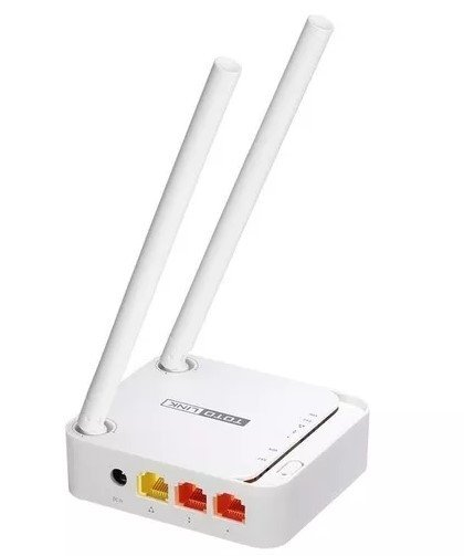 ROUTER WIFI N 300MBPS, 2 ANTENAS TL-N200RE (TOTOLINK)