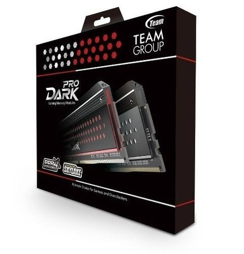 Memoria Team Ddr4 16gb 8gbx2 3200mhz Dark Pro Gamer - tienda online