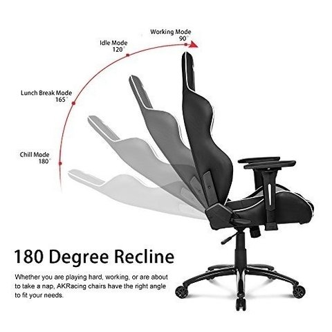 Sillon Pc Silla Gamer Ps4 Butaca Ergonómica Akracing Lx - comprar online