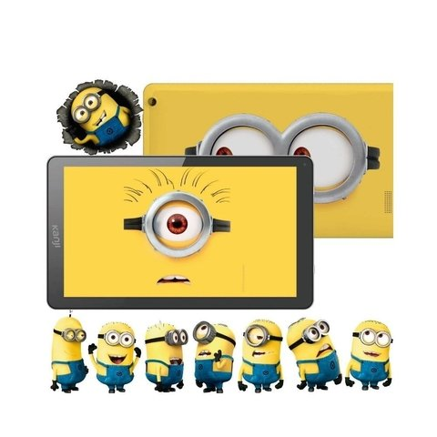 TABLET KIDS 10 KANJI CATA MAX 1GB RAM 16GB MODELO MINION