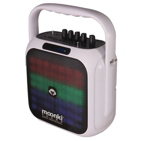 Radio Portátil Bluetooth Moonki Sound Mk-525blt Colores - Depot Centro