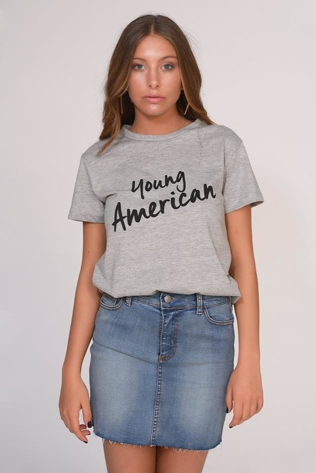 REMERA YOUNG AMERICAN - comprar online