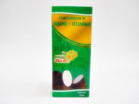 Concentrado de Inhame + Vitaminas - 250ml Natus Green