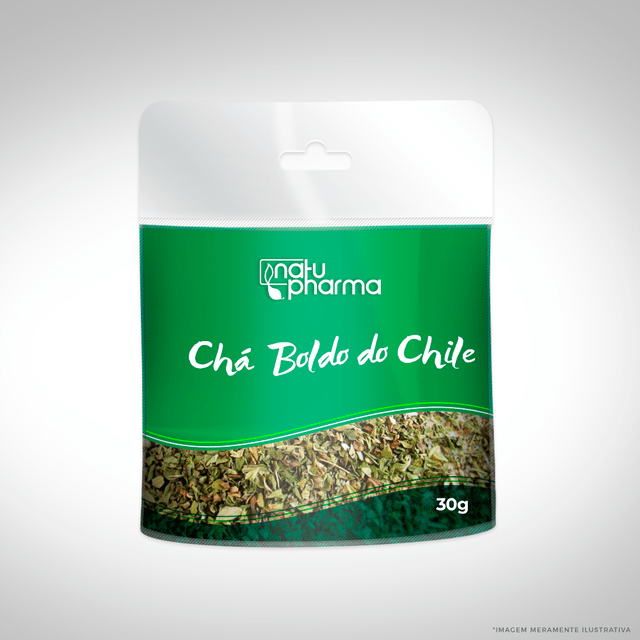 Chá Boldo do Chile - 30 g