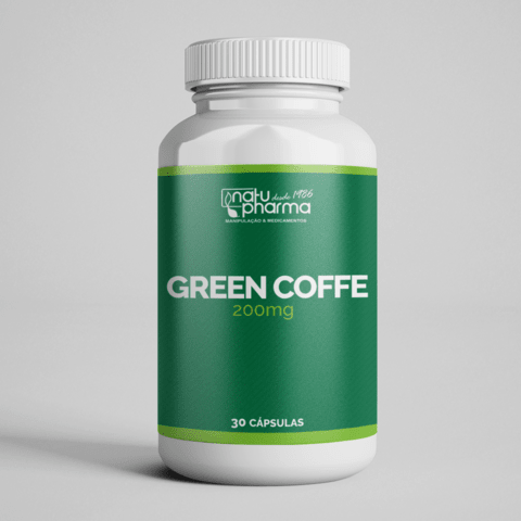 Green Coffe - 200mg 30 cápsulas