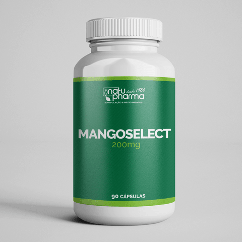 Mangoselect - 200mg 90 cápsulas
