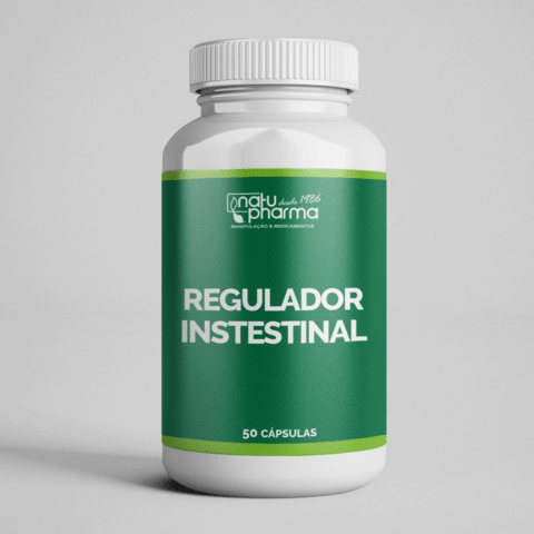 Regulador Intestinal - 50 cápsulas