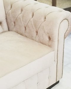 "SOFA SILLON ""CHESTER""  2,20m x 0,95m"