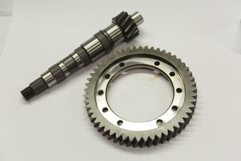 Crown and Pinion