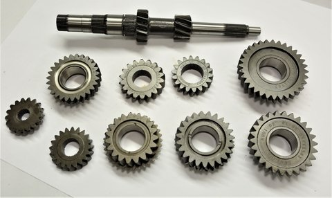 VW Golf Audi (02a02j) gear set 1st 2nd