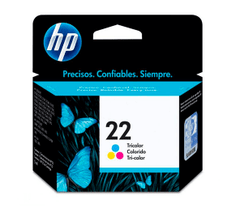 HP C9352AB 22 CARTUCHO DE TINTA COLOR (6 ml)