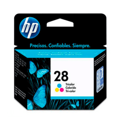 HP C8728AB 28 CARTUCHO DE TINTA COLOR (9 ml)