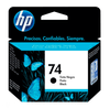 HP CB335WB 74 CARTUCHO DE TINTA PRETO (5,5 ml)