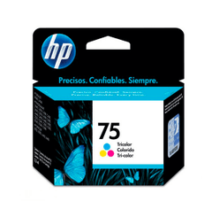 HP CB337WB 75 CARTUCHO DE TINTA COLOR (5,5 ml)