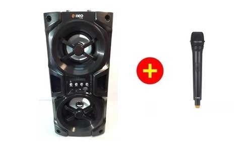 COMBO Parlante Neo Nv-WSP510+ Micro Neo Nv-MIC004 -Tucumán