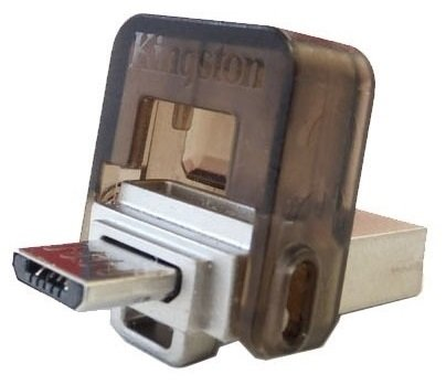 Pen Drive Duo 32gb Kingston Micro Usb
