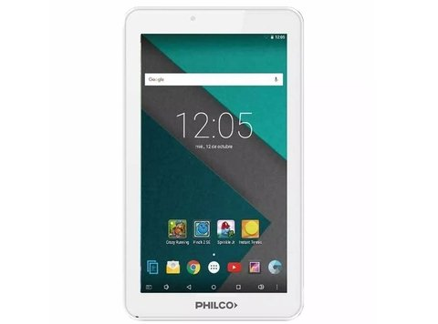 Tablet Philco Tp10a3n 10 Blanca Android 6.0 16 Gb