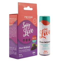 GEL SPICY LOVE UVA HOT BEIJAVEL