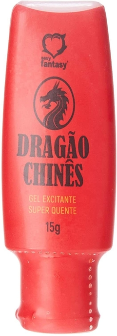 GEL DRAGÃO CHINES EXCITANTE HOT