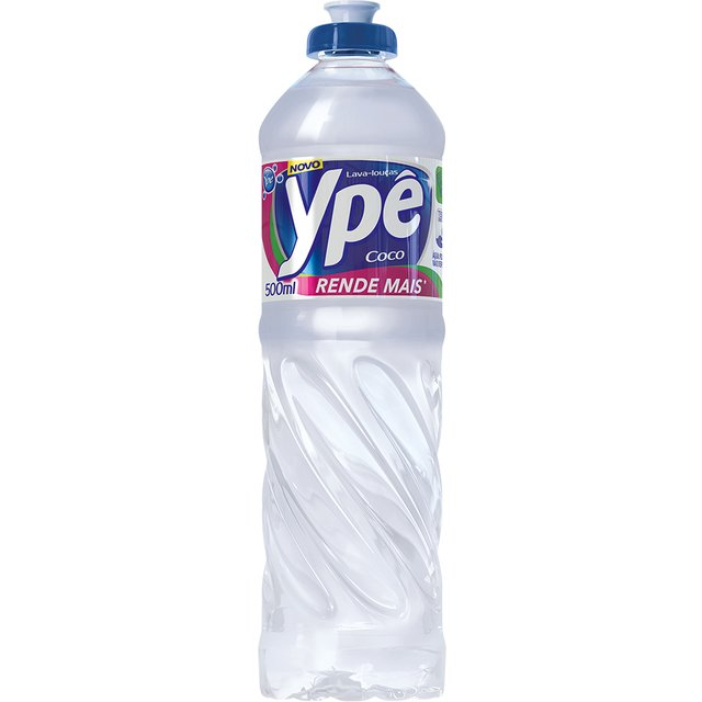 Detergente 500 ml - Ype na internet