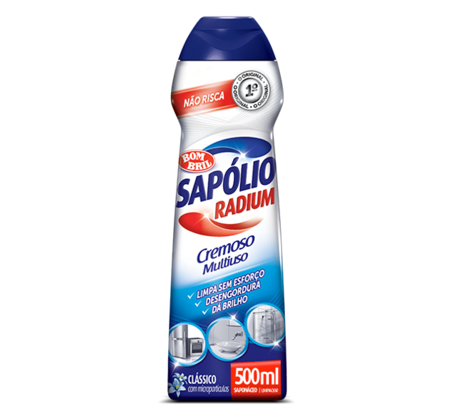 Saponáceo Cremoso 300 ml - Bombril