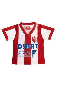 CAMISETA BEBE BORDADA UNION