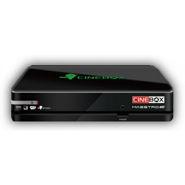 Cinebox Maestro Quad Core Android - loja online
