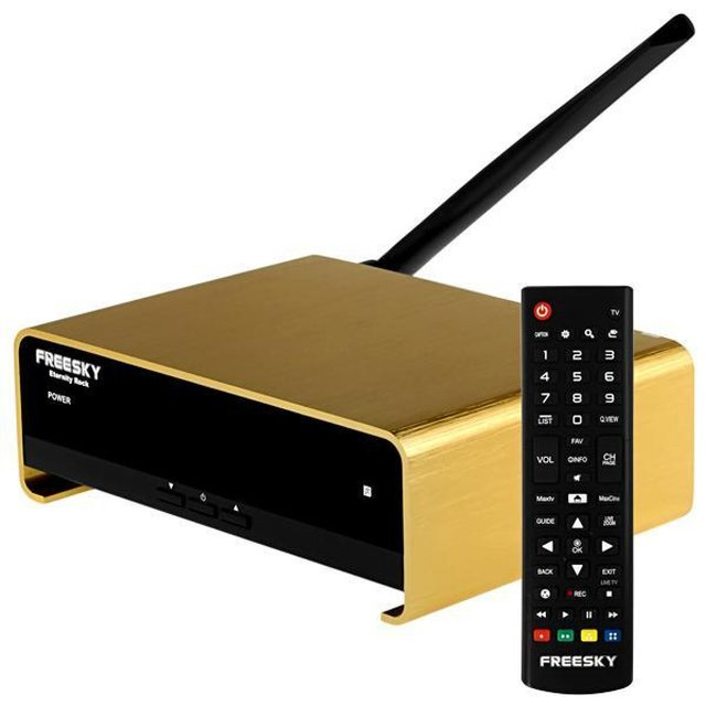 Freesky Eternity Rock com IKS SKS IPTV h265