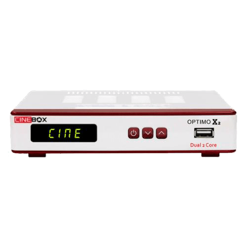 Cinebox Optimo X2 ACM WiFi