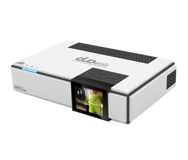 Duosat Next UHD ANDROID Wifi 4k - comprar online